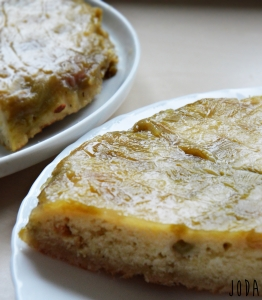 rabarbarų pyragas-JoDA