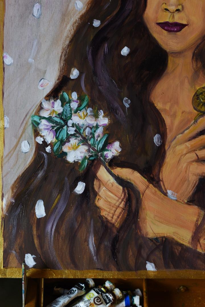 Akimirkų Gaudyklė - Jolanta Daubaraitė - tapyba